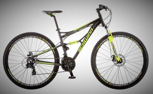 Schwinn Traxion Full Dual-Suspension Mountain Bike