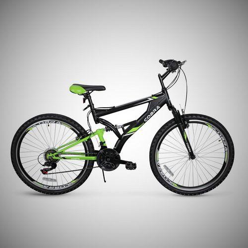 akonza cobra full suspension mountain bike